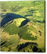 Volcanic Mound Canvas Print