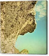 Volcanic Paradise Canvas Print