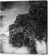 Volcanic Shoreline  C6j5985 Canvas Print