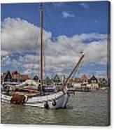 Volendam Canvas Print