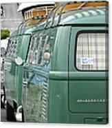 Volkswagen Vw Bus Canvas Print