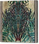 Voodoo Moss Canvas Print
