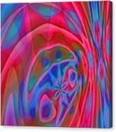 Voracious Canvas Print