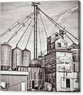 Voyces Mill Canvas Print