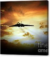 Vulcan Fire  Canvas Print