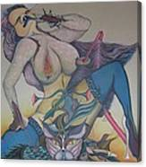 Fervently  Canvas Print