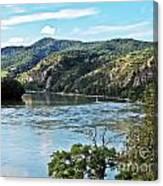 Wachau Valley Canvas Print