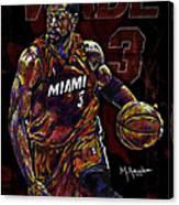 Wade Canvas Print
