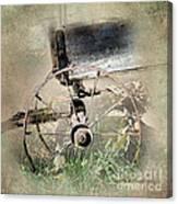 Wagon West Canvas Print