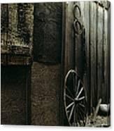 Wagon Wheel Canvas Print