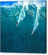 Waimea Bay Giant Canvas Print