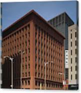 Wainwright Building Canvas Print