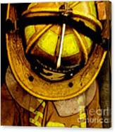 Waiting For Fire - Battalion 2  Canvas Print
