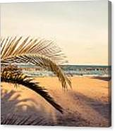 Waiting Summer Canvas Print