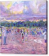 Wakarusa Gogol Bordello Canvas Print