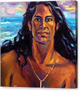 Wakea Canvas Print