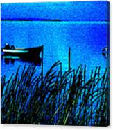 Waking Up Early Morning  Canvas Print
