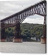 Walkway Over The Hudson Canvas Print