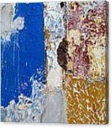 Wall Abstract 142 Canvas Print