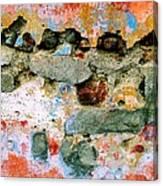 Wall Abstract 15 Canvas Print