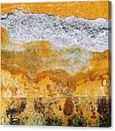 Wall Abstract 36 Canvas Print