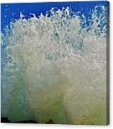 Wall Of Water 6 10/1 Canvas Print