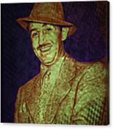 Walt Disney Canvas Print