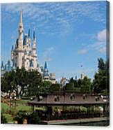 Walt Disney World Orlando Canvas Print