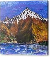 Walter Peak Queenstown  Canvas Print