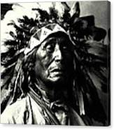 Wanduta Lakota Sioux Canvas Print