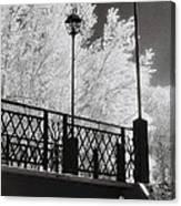 Wangaratta Footbridge Canvas Print
