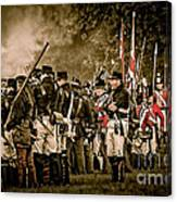 War Of 1812 Canvas Print