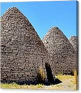 Ward Charcoal Ovens Canvas Print
