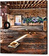 Warehouse Canvas Print