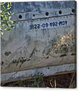 Warhead Compartment Canvas Print