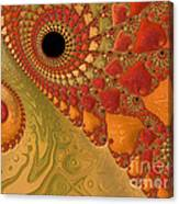 Warm And Earthy Canvas Print