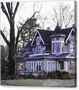 Warm Springs Avenue Home Series 4 Canvas Print
