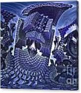 Warp Factor 1 Canvas Print