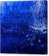 Warped Water Canvas Print