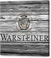 Warsteiner Canvas Print