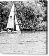 Wascana-61 Canvas Print