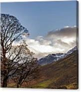 Wasdale Head Lake District Canvas Print