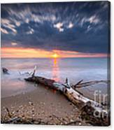 Washed Up  Canvas Print