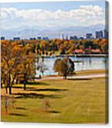 Washigton Park  Canvas Print