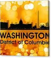 Washington Dc 3 Canvas Print
