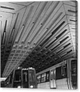 Washington Dc Metro Canvas Print