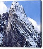 Washington Pass Peak Canvas Print