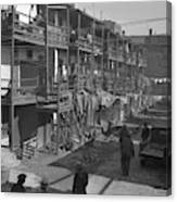 Washington Slum, 1935 Canvas Print