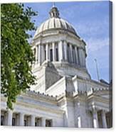 Washington State Capitol Building Canvas Print