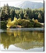 Washoe Valley Canvas Print